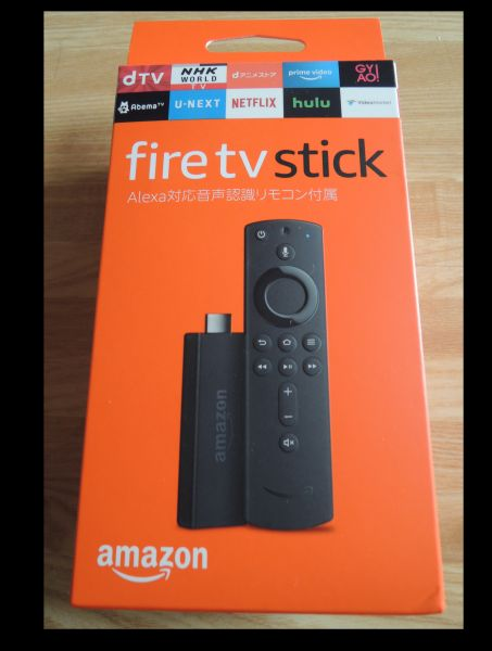 Fire TV stickとは